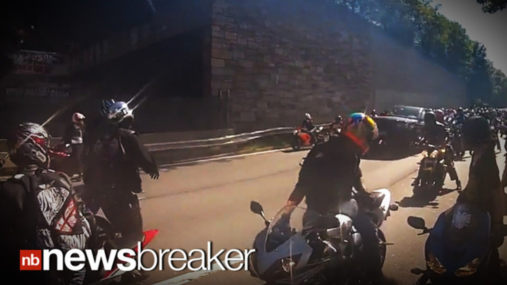 OFFICER DO-LITTLE?: Cops Reportedly Part of Biker Gang Involved in SUV Driver Assault