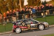 Un jour sans fin pour Sébastien Loeb au Rallye de France - Citroën WRC 2013