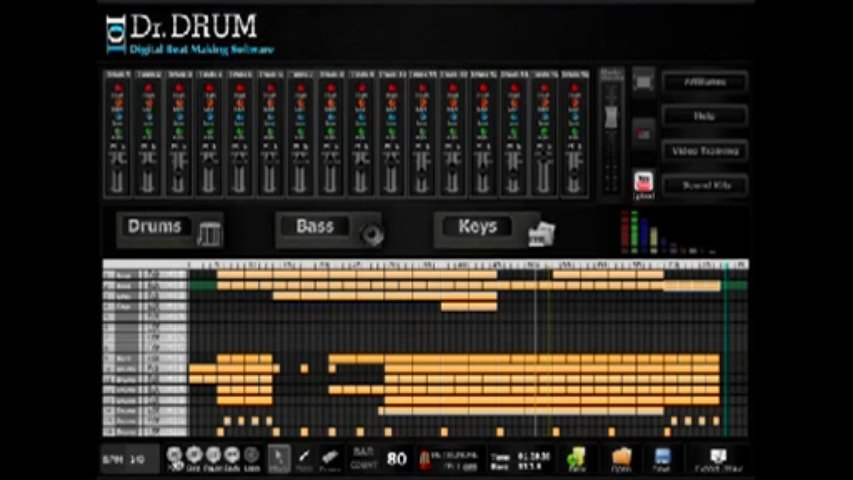 Dr Drum Beats Tutorial Make Wicked Beats With Dr Drum!!