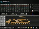 Dr Drum Beats Maker 2013 - Make Electro House With Dr Drum Music Software