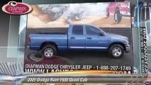 2005 Dodge Ram 1500 Quad Cab - Chapman Las Vegas Dodge Chrysler Jeep Ram, Las Vegas