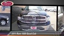 2011 Ram 1500 Quad Cab - Chapman Las Vegas Dodge Chrysler Jeep Ram, Las Vegas