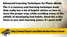 Rocket Piano vs Piano For All ,  Piano All versus Rocket Piano