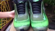 * lunettesshopfr.cn * Nike Zoom Hyperflight PRM Hero Kobe Bryant Noir / Poison vert chaussures