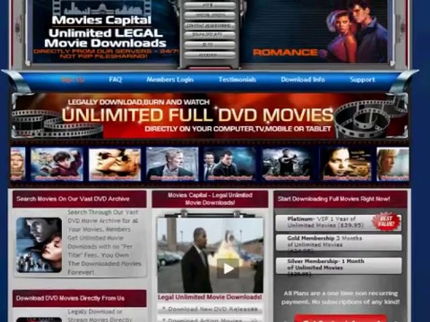 movies capital - movies free online