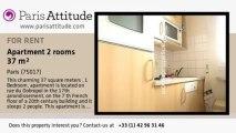 1 Bedroom Apartment for rent - Porte Maillot/Palais des Congrès, Paris - Ref. 6585