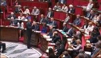 [ARCHIVE] Réforme des rythmes scolaires : réponse de Vincent Peillon au député Yves Durand lors des questions au Gouvernement à l'Assemblée nationale, le 2octobre 2013