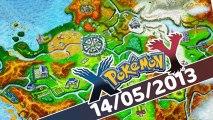 Kalos, region de X Y + infos diverses - Flash Infos Pokémon X Y