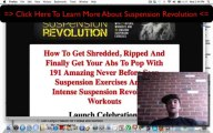 Suspension Revolution Review - Get Ripped With TRX Straps