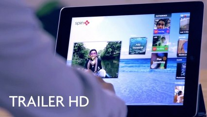 SPIN (VIDEO CHAT) - iPhone, iPad, iPod Touch - Trailer HD