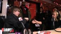 Justin Bieber répond à ses fans (part 2) - C'Cauet sur NRJ