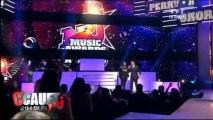 Usher - dédicace à Jean-Paul NRJ - C'Cauet sur NRJ