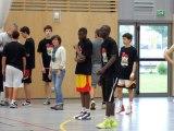 UNSS BASKET BALL MINIMES 2013 ORLEANS 2ème Partie : Championnat de France 1ère Phase
