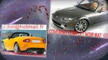 Mazda covering blanc mat, gris mat, bleu mat, rouge mat,orange mat, noir mat, jaune mat, vert mat, peinture