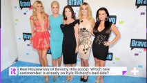 Real Housewives Of Beverly Hills Scoop: Which New Castmember Is Already On Kyle Richard's Bad Side?