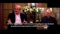 Grossman-Rushdie : peut-on être romancier et écrivain engagé ?