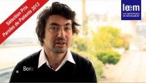 Interview : Boris Razon - Palladium