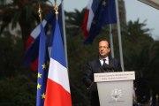 Discours du président de la République à Bastia