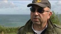 Shutdown : le cimetière américain d'Omaha Beach à Colleville-sur-Mer (Calvados) est  toujours fermé