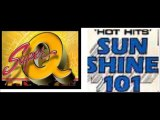 Sunshine 101 & Super Q102 fm, August 1988