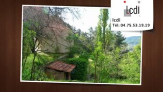 Vente maison A 5 MNS DE PRIVAS 07000 120m²