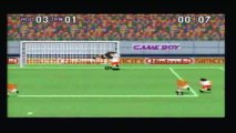 SNES - Super Soccer - Game 5 - Holland vs Japan