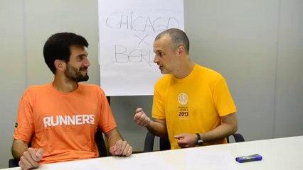 Berlim x Chicago: Video 10 - HOTEL E PASSAGEM