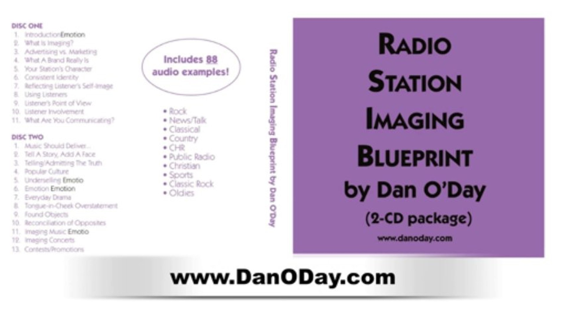RADIO IMAGING GUIDELINES FOR PRODUCERS