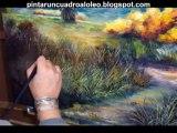 Como pintar con oleo: Como puedes pintar un cuadro con oleo