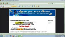 Click N Bank Review |Click n bank Review Download| Click n Bank bonus
