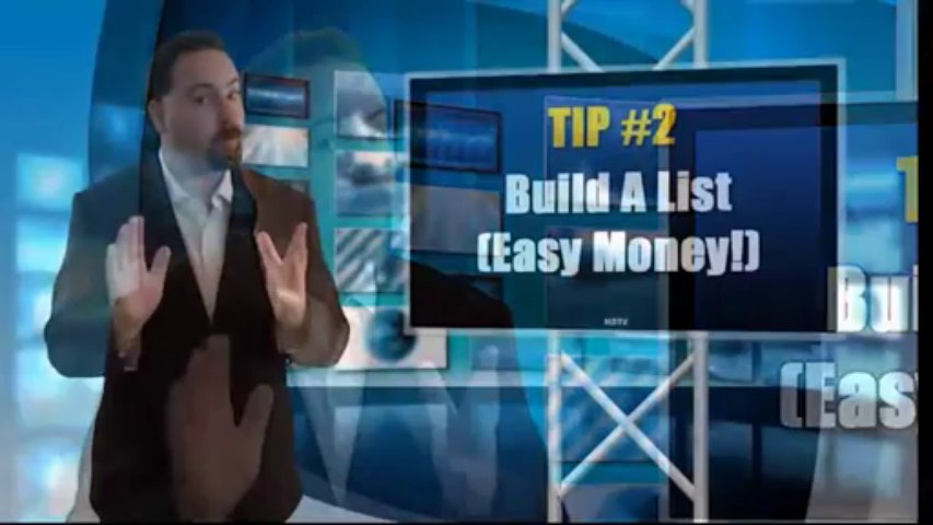 Sean Donahoe Internet Marketing Success Center TV Training Course Episode1 1/2