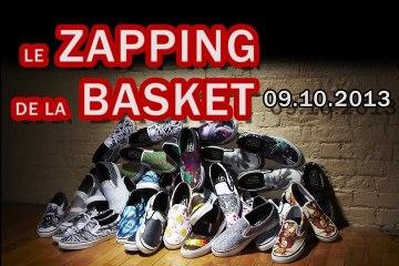 Le Zapping de la Basket du 09 Octobre 2013