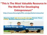 Better Networker - Start A Home Based Business With Better Networker