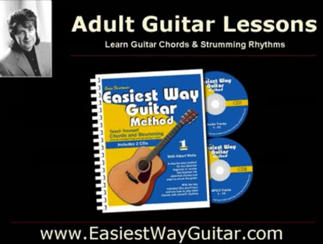Easiest Guitar – Adult Guitar Lessons.wmv