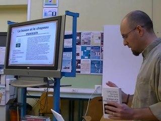 Vidéo de Gilles Cohen-Tannoudji