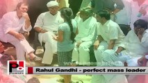 Rahul Gandhi's main focus -- empowering the youth in the country