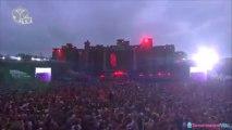Skrillex LIVE at Tomorrowland 2012 [HD] (Live-Set by Tomorrowland-TV)