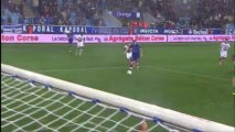But Milos KRASIC (59ème) - SC Bastia - FC Lorient (4-1) - 2013/2014