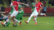 But Lucas OCAMPOS (87ème) - AS Monaco FC - AS Saint-Etienne (2-1) - 2013/2014