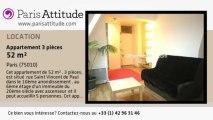 Appartement 2 Chambres à louer - Gare de l'Est/Gare du Nord, Paris - Ref. 4974