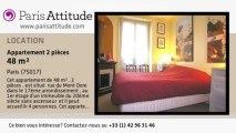 Appartement 1 Chambre à louer - Batignolles, Paris - Ref. 7015