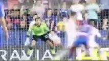 Así incendiaron el partido frente al Levante  los 'chavales' Jesé y Morata