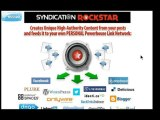 Syndication Rockstar Review - WP Syndication Plugin