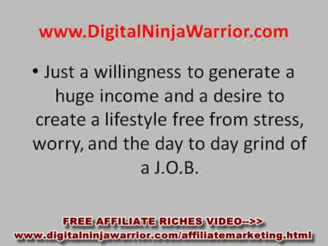 Affiliate Marketing Internet Marketing Learn from a PRO! Affiliate Elite!