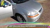 2007 Chevrolet Aveo HATCHBACK - Fiesta Motors, Lubbock