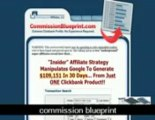 Affiliate Marketing Clickbank - Commission Blueprint Tips
