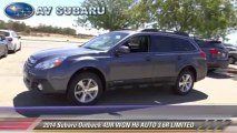 2014 Subaru Outback 4DR WGN H6 AUTO 3.6R LIMITED - AV Subaru, West Lancaster