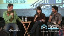 Alison Rosen Is Your New Best Friend at LA Podcast Festival Part 2 of 3
