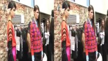 Frankie Morello in 3D! See the Show and Go Backstage at Milan Fashion Week Fall 2012 | FashionTV 3D