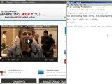 """Marketing With Alex - Review of Alex Jeffrey's """"Marketing With Alex"""""""